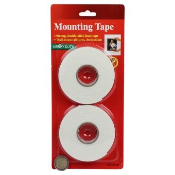 2PC MOUNTING TAPE