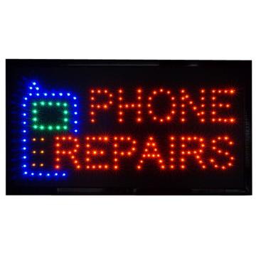 LED PHONE REPAIRS SIGN