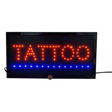 LED TATTOO SIGN