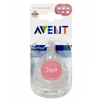 Philips Avent Classic Twin Pack Teats
