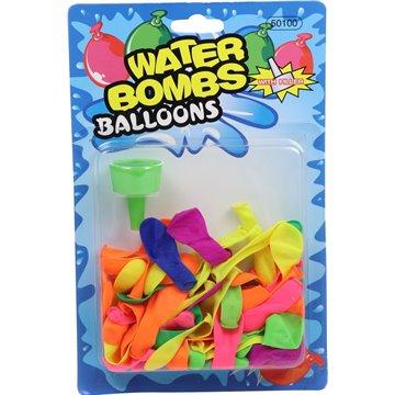 60pcs Water Bombs