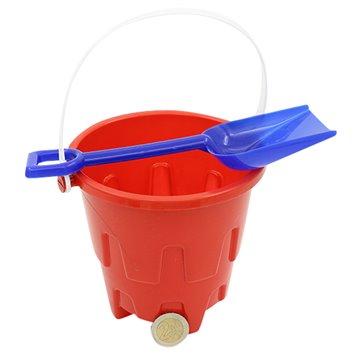"5"" Sand Buck with Shovel"