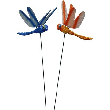 """8"""" Garden Dragonfly Stakes"""