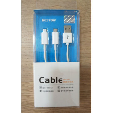 DUAL MICRO USB CABLE