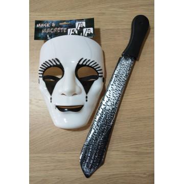 Mask&Knife