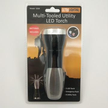MULTI-TOOLED UTILITY LED...