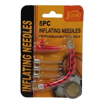 5PC INFLATING NEEDLES
