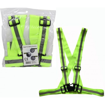 High Vis Safety Harness