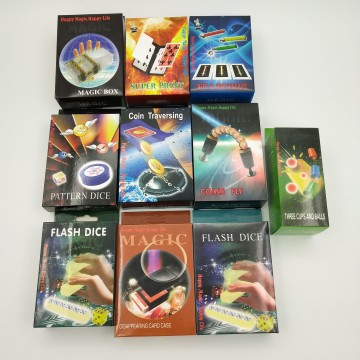 10 Assorted Magic Kits