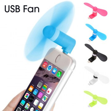 LIGHTNING USB FAN