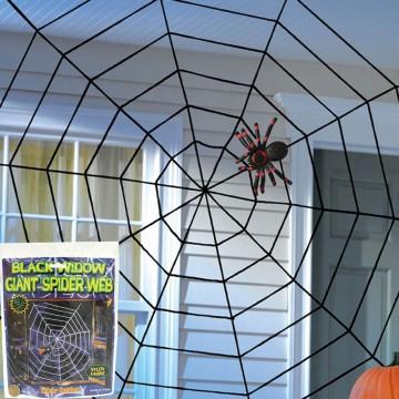 Black Widow Giant Spider...