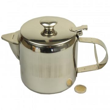 48oz Stainless Steel Tea Pot