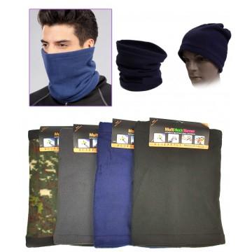 Multi Neck Warmer Face Mask...