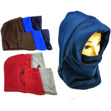 Winter Hat Face Mask Scarf...