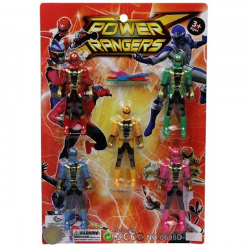 Power Rangers 32X22cm