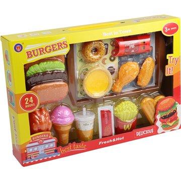 Fast Food Playset