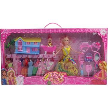 Beauty Dolls Set
