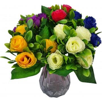 5 Head Flower Assorted(12)...