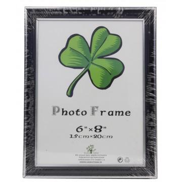 6*8  PLASTIC PHOTO FRAME