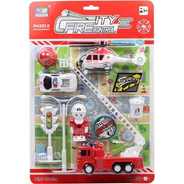 City Fire Control