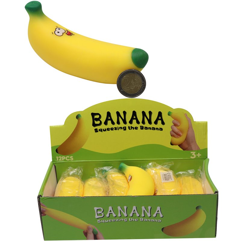Sand Filled Squishy Banana (12)