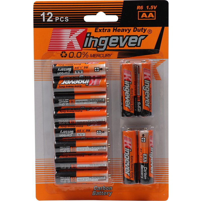 12pcs KINGEVR AA Battery (24)