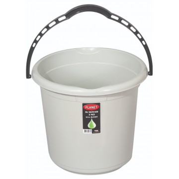 BUCKET WITHOUT LID 15L