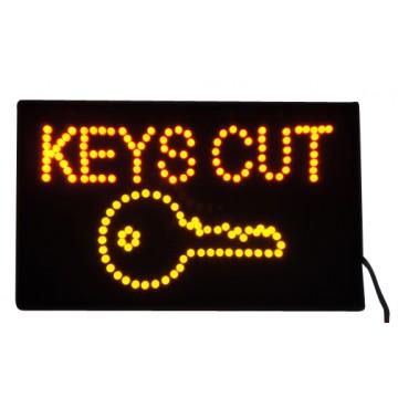 Led Key Cut Sign(33*55cm)