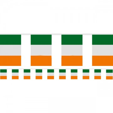 12pcs Irish Flag Bunting