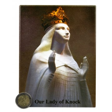 OUR LADY OF KNOCK PLAQUE