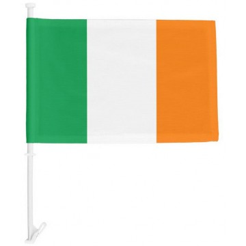 30*45CM IRISH CAR FLAG