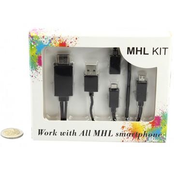 SMARTPHONE MHL KIT